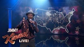 "Aloe Blacc Sings New Trump Anthem ""Great Again"""