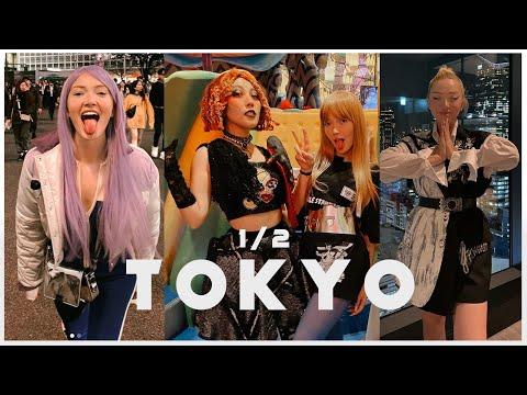 TOKYO VLOG  ANİME OLDUM, JAPON TELEVİZYONUNA RÖPORTAJ VERDİK!