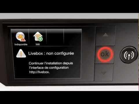 comment regler l'heure sur la livebox orange