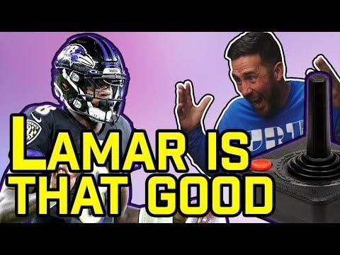 Lamar Jackson X's & O's vs. Pats