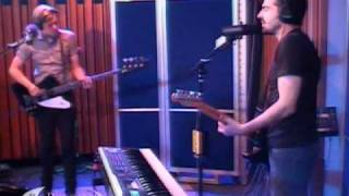 "The Boxer Rebellion performing ""Step Out Of The Car"" on KCRW"