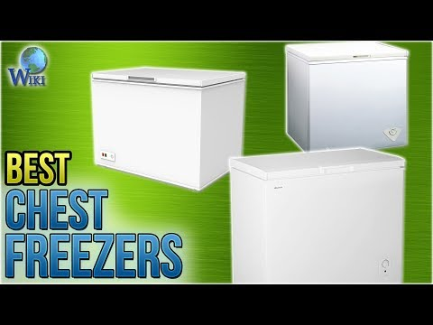 9 Best Chest Freezers 2018