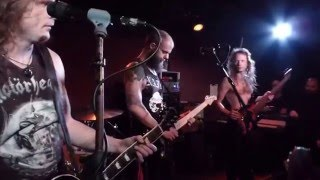 Baroness - The Gnashing (Houston 12.08.15) HD