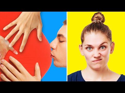 La preparazione per il sesso nel video ass