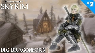 History of Skyrim - DLC Dragonborn #2 - Le destin des Skaals