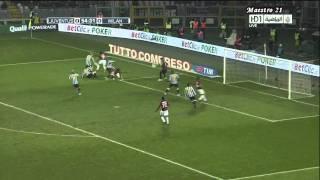 Highlights Juventus 0-1 AC Milan - 05/03/2011