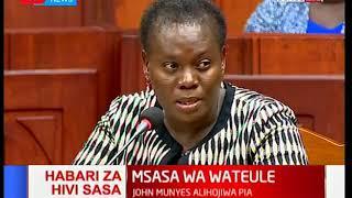 CS nominee Karoney explains how she will make housing affordable for all Kenyans