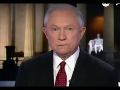 IT'S OFFICIAL! JEFF SESSIONS JUST ANNOUNCED!