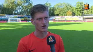 Reactie Rens van Benthem na HHC Hardenberg - AFC