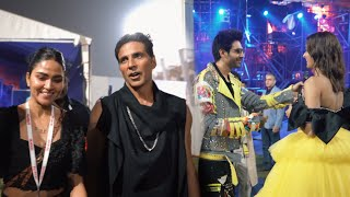 Filmfare Final Night | Behind the Scenes | Meeting the Stars