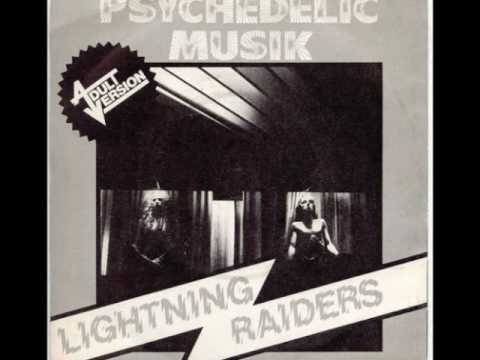 Lightning Raiders - Psychedelic Musik (1980) online metal music video by LIGHTNING RAIDERS