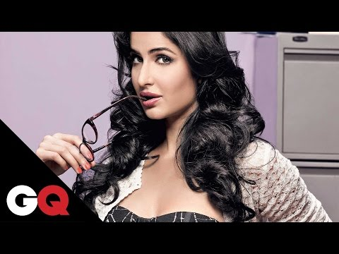 Katrina Kaif | GQ India Cover Shoot (Official Video)