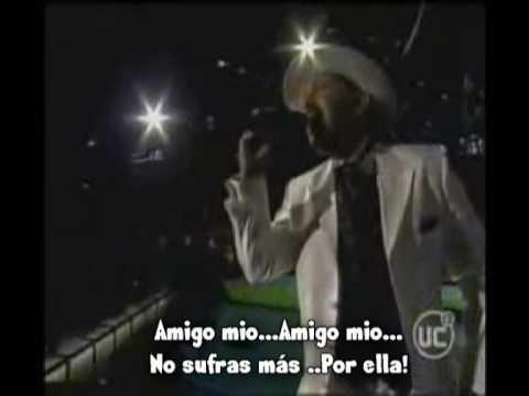 Amigo mio - Antonio Rios LETRA