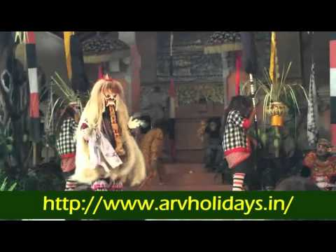 Video Tourist Places in Bali
