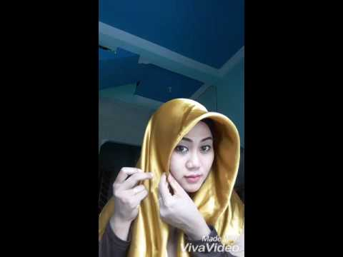Video Tutorial segi empat satin