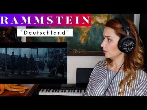 """Rammstein """"Deutschland"""" REACTION & ANALYSIS by Vocal Coach / Opera Singer"""