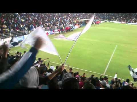 """Barra Ultra Tuza::Pachuca vs Cruz Azul::Cl 2013:: ""Moliendo cafe"""" Barra: Barra Ultra Tuza • Club: Pachuca"