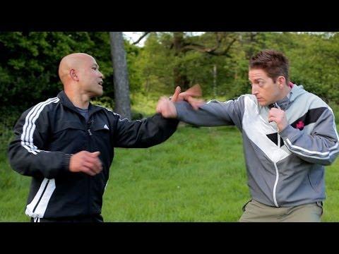Wing Chun kung fu glossary - pak sao