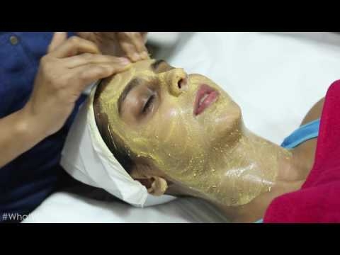 Facial mask luya at granada