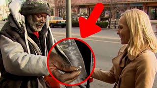 Homeless Man Returns Diamond Ring To Its Owner. He Had No Idea It Would Change His Life Forever
