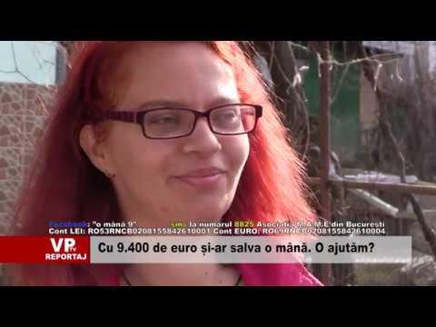 Cu 9.400 de euro și-ar salva o mână. O ajutăm?