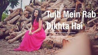 Tujh Mein Rab Dikhta Hai   Unplugged | Shreya Karmakar ( Cover) | Rab Ne Bana Di Jodi | Female Cover