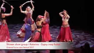1 Shireen show group - Gypsy iraqi fusion
