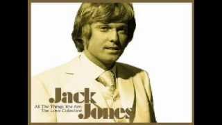 Jack Jones: Ready to take a chance again
