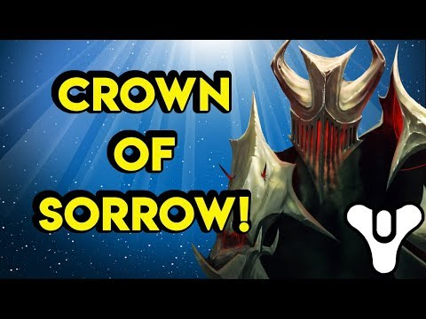 Destiny 2 Crown Of Sorrow Lore | Myelin Games