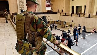 Brussels terror investigation ongoing