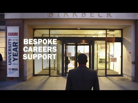Birkbeck Careers and Employability