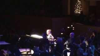 "Chantal Kreviazuk ""New song"" Winspear center Edmonton December 10, 2013"