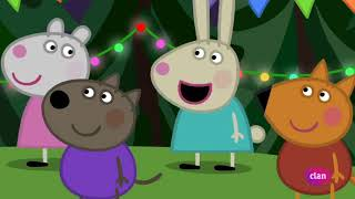 Peppa Pig 2017 English   Wendy Wolf's birthday