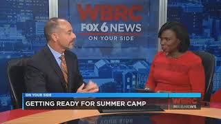 Summer Camp: Fun or Fear?