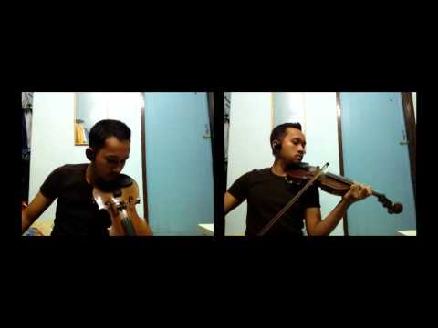 Farkhan - Cinta (Misha Omar & Jac violin cover)
