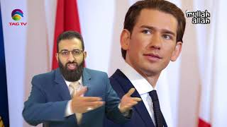 Imam Tawhidi Reflects On Sebastian Kurz Decision To Expel Up To 60 Imams @Mullah V.s.Allah @TAG TV