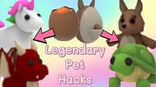 Descargar How To Get Legendary Pets Every Time In Adopt Me Roblox Mp3 Gratis Mimp3