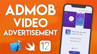 Random AdMob Video Reward Ads in Swift 4.2