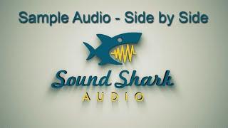Sound Shark Sample Audio - Side by Side Comparison
