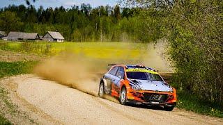 Ott Tänak - R5 Testing Estonia 2020