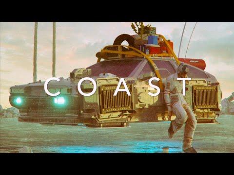 COAST - A Synthwave Chillwave Mix For Internet Escapists