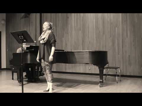 """Rorem's """"Poems of Love and the Rain"""""""