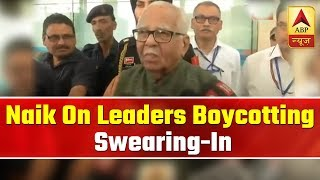 All should take part in this festival: Naik on leaders boycotting swearing-in