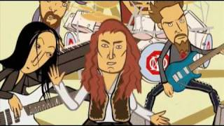Dream Theater-Animation Octavarium Alta Calidad