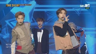 NCT 127, Simon Says [THE SHOW 181204]