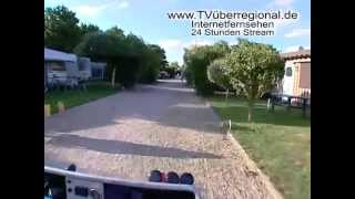 preview picture of video 'Willy´s Beachresort Teil 3   Die Rundfahrt   Campingplatz Ubstadt Weiher'