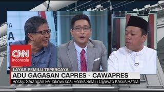 Download Video Perdebatan Rocky Gerung vs Nusron Wahid soal Debat Capres Jokowi & Prabowo MP3 3GP MP4