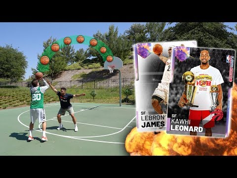 PLAYING 1V1 FOR GALAXY OPALS! NBA 2K19 Basketball Challenge