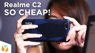 Realme C2 Unboxing and Hands-On