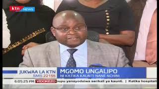 Shughuli za matibabu katika Kaunti 7 nchini zimerejelea